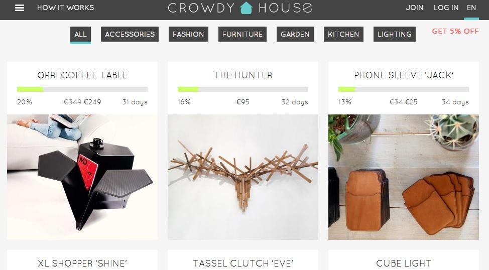 www.CrowdyHouse.com