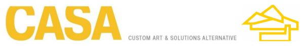 CASA - Custom Art & Solutions Alternative