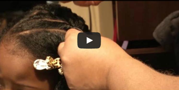 Braids, Curls, Twits and Twirls