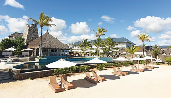 Mauritius, Radisson Blu Azuri Resort