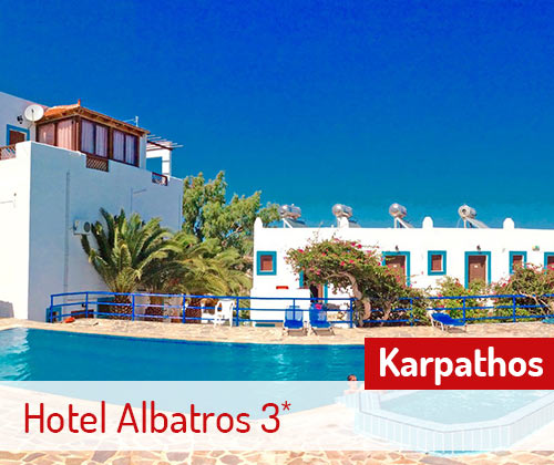 Karpathos Hotel Albatros
