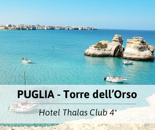Puglia Hotel Thalas Club
