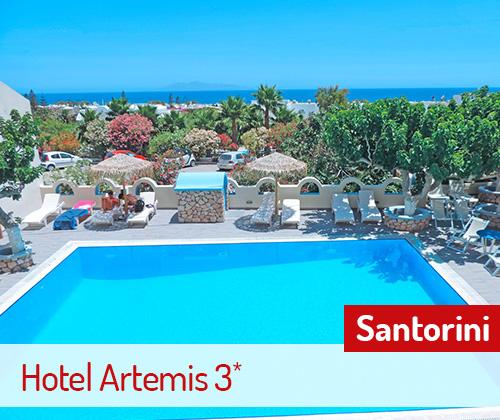 Santorini Hotel Artemis
