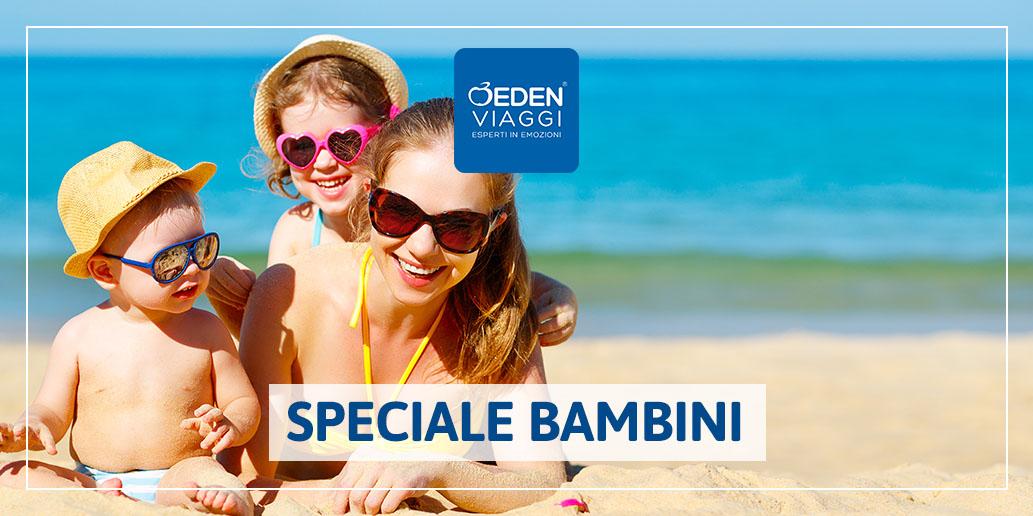Bambini felici, genitori soddisfatti > MARE ITALIA
