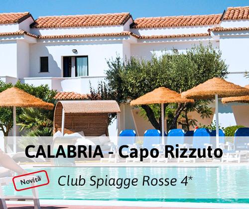 Calabria Club Spiagge Rosse
