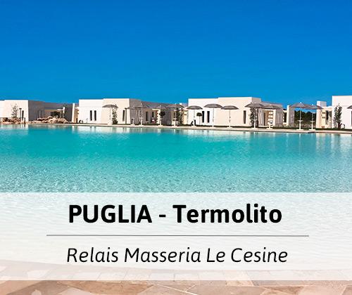 Puglia Relais Masseria Le Cesine
