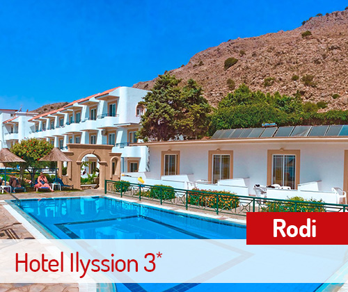 Rodi Hotel Ilyssion