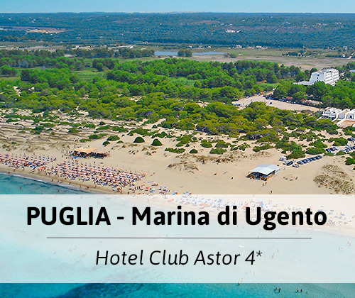 Puglia Hotel Club Astor