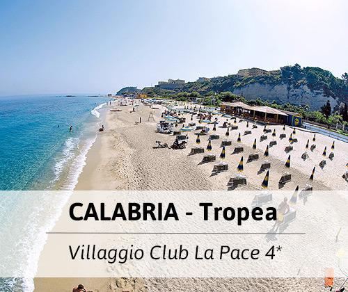 Calabria Villaggio Club La Pace