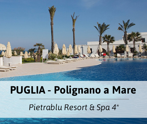 Puglia Pietrablu Resort & Spa