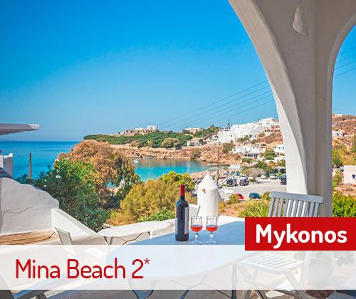 Mykonos Mina Beach