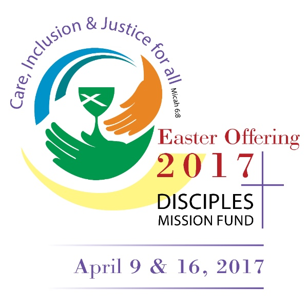 DMF Easter Offering logo