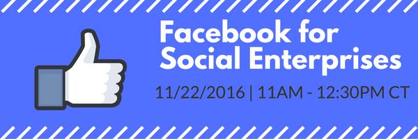 Facebook webinar banner