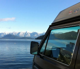 How to winterize your Westfalia
