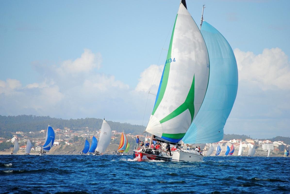 La Regata Interclubles de Cruceros de la Ría de Pontevedra entra en su recta final este sábado en Sanxenxo