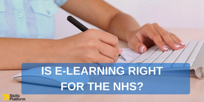 Is eLearning right for the NHS?