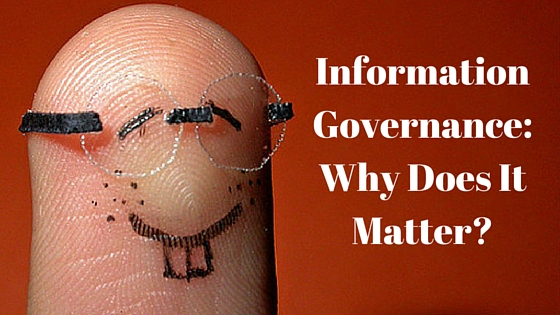 Why Information Governance is Important