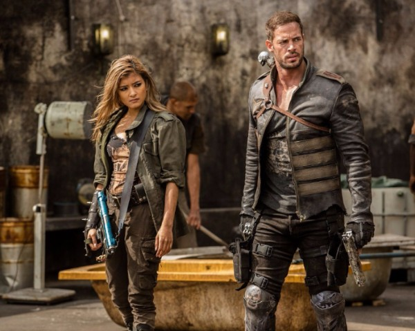 Rola as Cobalt in RESIDENT EVIL: THE FINAL CHAPTER