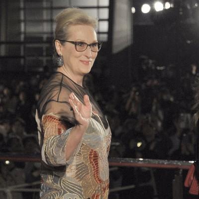 Meryl Streep at Tokyo IFF