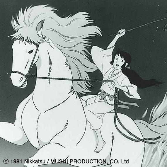 Still from Imai's Yuki-Snow Fairy