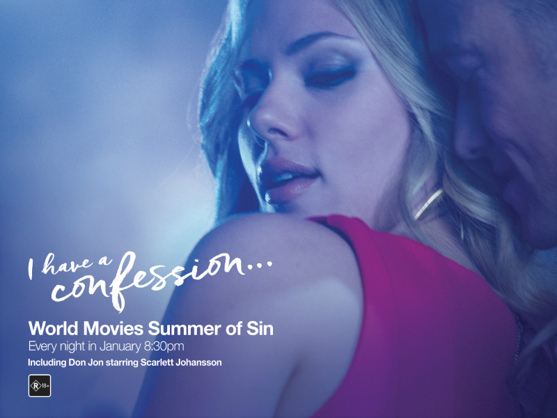 World Movies January Program: Summer of Sin