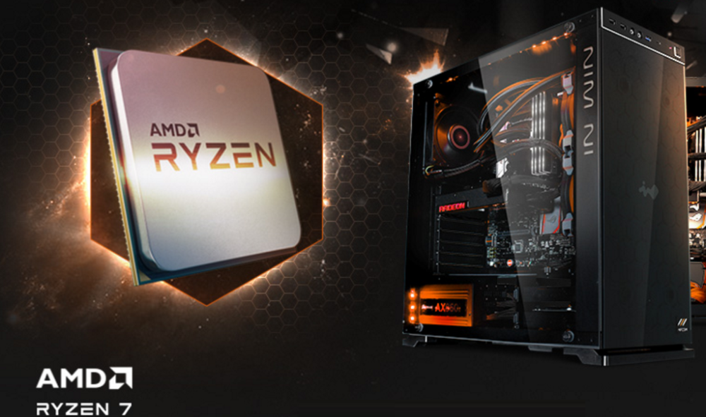 Нови количини ДД Конфигурации со AMD Ryzen!