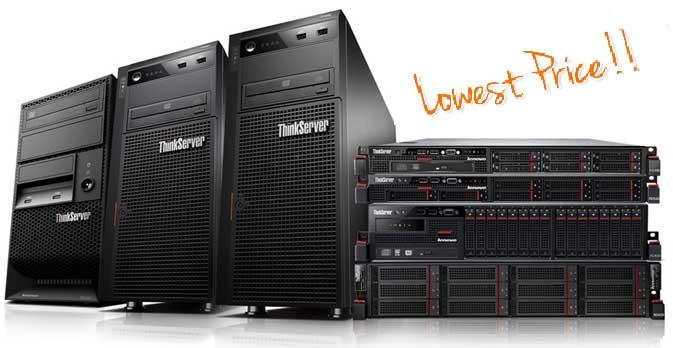 Летна промоција на Think Server & HP ProLiant