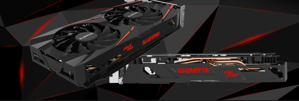 НОВО во ДДСтор - Графички картички Gigabyte Radeon™RX 570 & RX 580