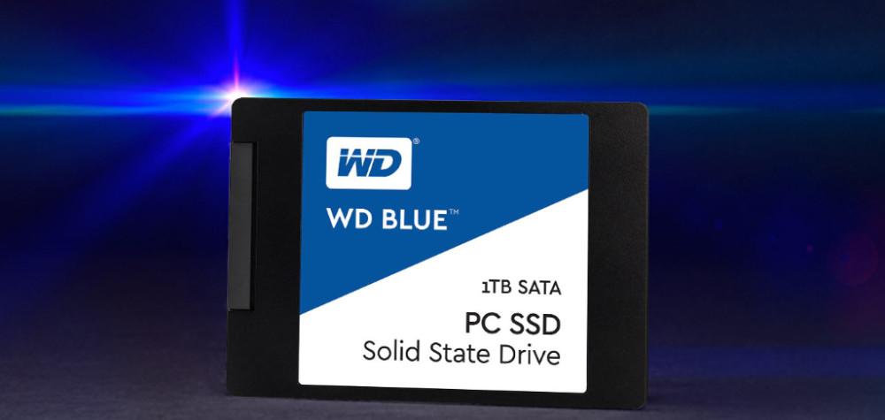 Western Digital Blue PC SSD НА ПРОМОЦИЈА