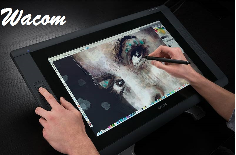 Акција на Wacom табли за цртање