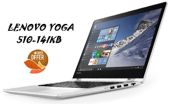 Lenovo Yoga 510-14IKB на акција по неодолива цена