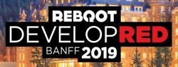 Reboot Develop Red Logo