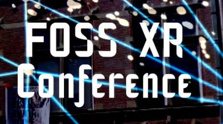 FOSS XR Logo