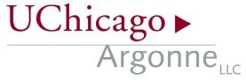 UChicago Argonne LLC Logo