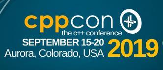 CPPCon 2019 Logo
