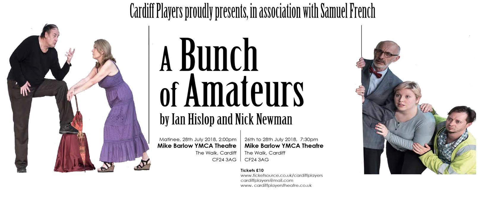 A Bunch of Amateurs