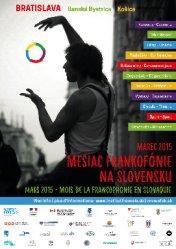 Mesiac Frankofónie | Mois de la Francophonie
