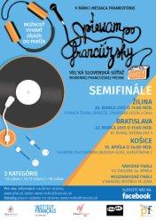 Súťaž Spievam po francúzsky | Concours Spievam po francúzsky