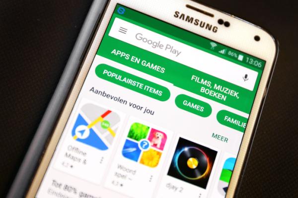 Gevaarlijke Android-apps werden in september al ruim 300 miljoen keer gedownload