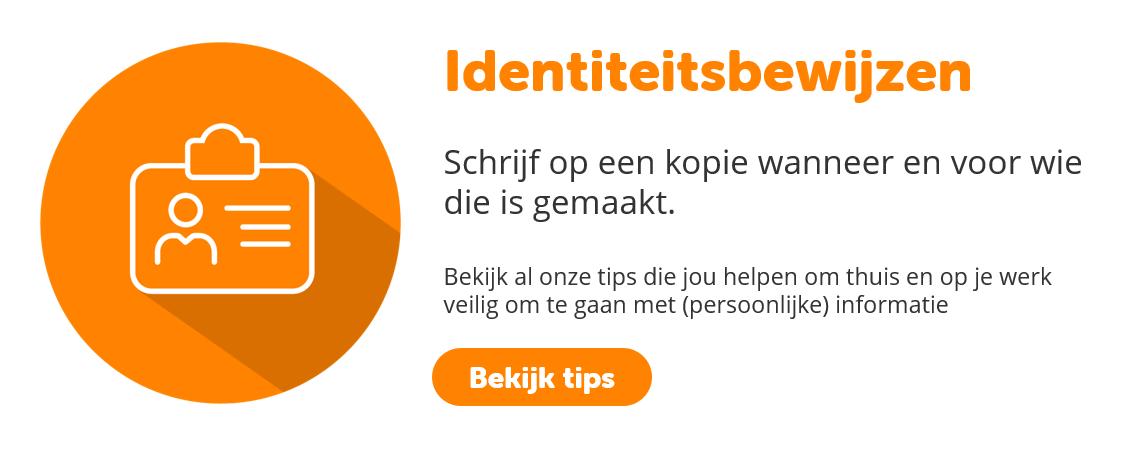 Identiteitsbewijzen   BeveiligMij.nl