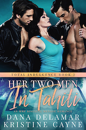 Her Two Men in Tahiti
