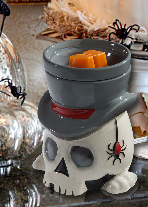 Halloween Forevermore Wax Warmers