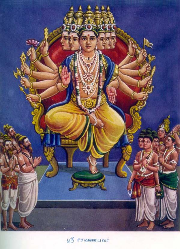 Sri Saravanabhavar