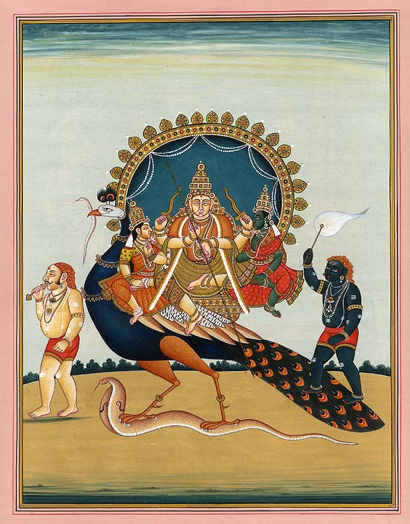 Murugan, Subrahmanya o Karthikeyan