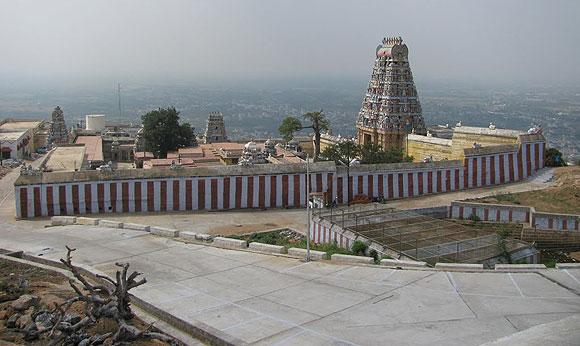 Tiruchengode Sivan Kovil