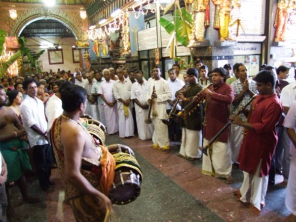 The Aadi Vel festival of Arulmigu Sri Sivasubrahmanya Swami Temple