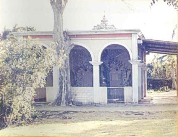 Kovil in the 1980's