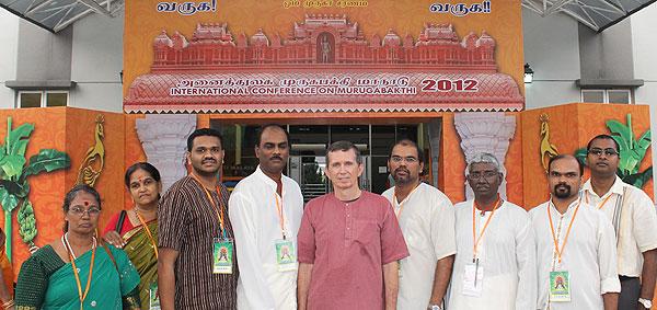 First Muruga Bhakti Conference, Kuala Lumpur 2012