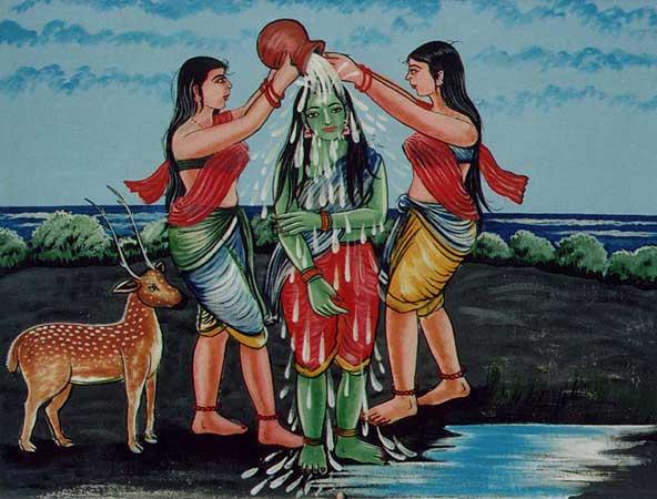 Ukanthai Valli Amma