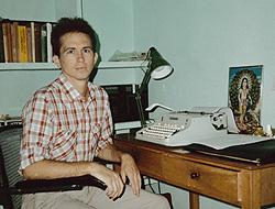 The author, Madurai, November 1987